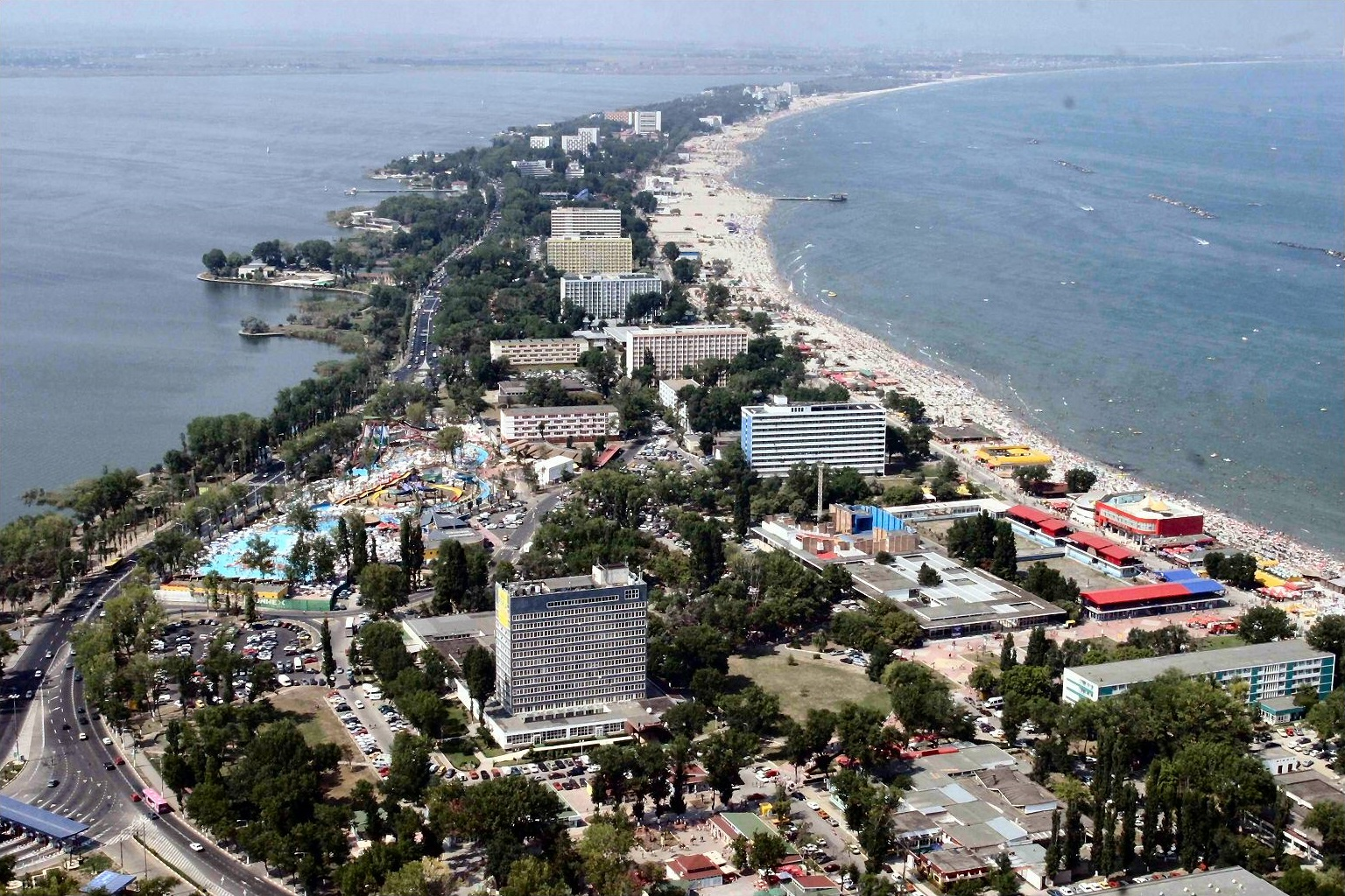 Trip to the Sea Side Mamaia